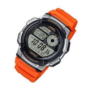 Casio Men's Sports Digital World Time Watch